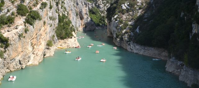 Gorges du Verdon, le plus beau canyon d'Europe